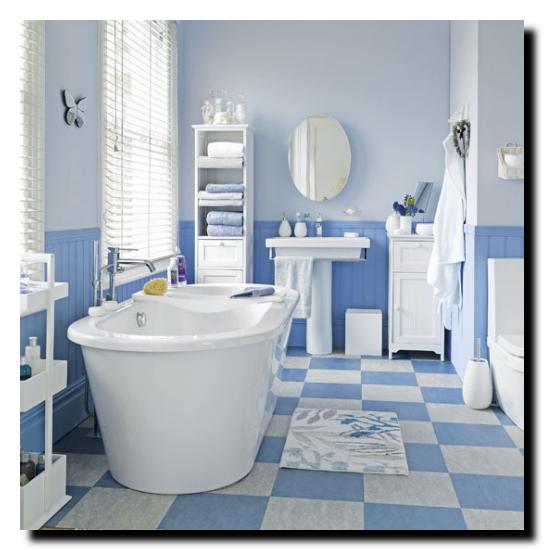Дизайн ванной комнаты п44