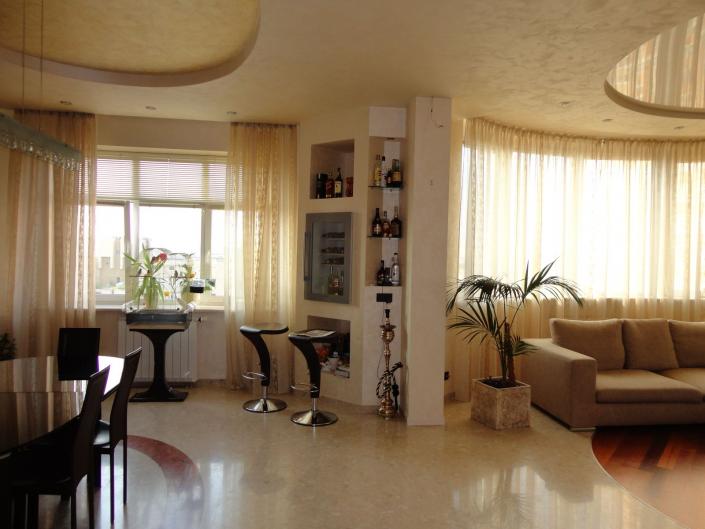 Дизайн квартиры на Оболони